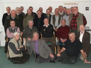 DSL60+ deltager kredsmøde Vingsted 15. marts 2012