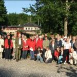 Vandring i Skovrider Kj. Ladeforgeds fodspor 1977 den 22. maj 2008