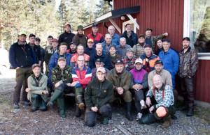 Råndalens VVO jagtlag 2011
